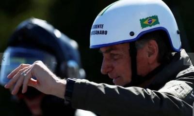 Bolsonaro: 'O poder moderador é o povo brasileiro'