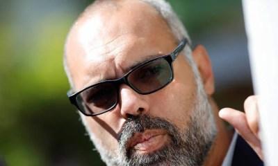 STF pede prisão e extradição do blogueiro Allan dos Santos