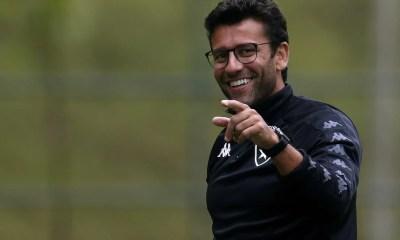 Athletico anuncia Alberto Valentim como o novo técnico