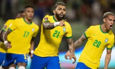 Brasil vence a Venezuela pelas Eliminatórias