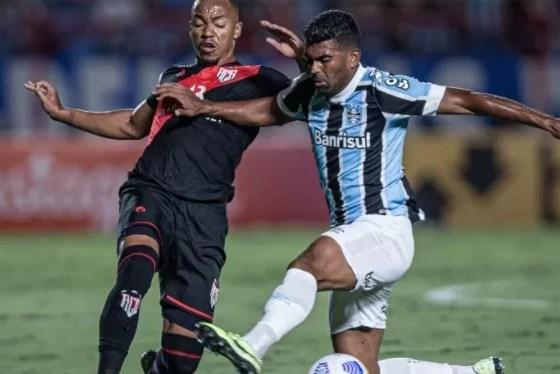 Atlético-GO vence e aumenta drama do Grêmio