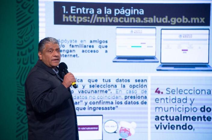 1AMLO6 - Gobierno de AMLO inicióregistro de adultos mayores para vacunarlos contra COVID-19 #AMLO