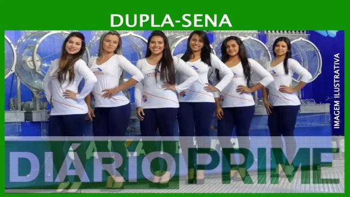 Dupla Sena / Montagem / Diário Prime