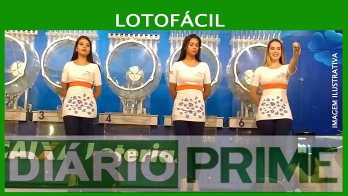Lotofácil / Montagem / Diário Prime