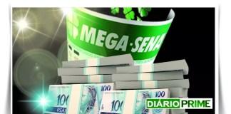 Mega-Sena / Montagem : Ueslei Mendes De Souza