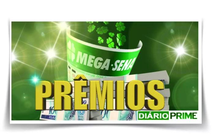 Mega-Sena/ Fonte: Diário Prime