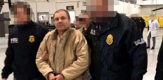 """Lo que pide el """"Chapo"""""""