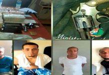 Policía apresa implicados en asalto Banreservas de Sabana de la Mar