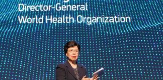 subdirectora general de la OMS, Naoko Yamamoto