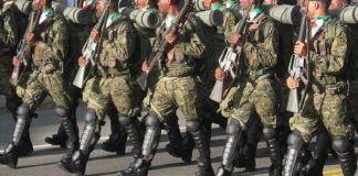 La cifra del día: Más de 70 mil militares vigilarán las primarias del domingo