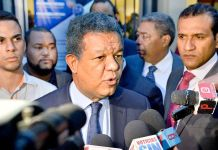 ¿Qué dijo Leonel sobre respaldo de Danilo Medina a Gonzalo?