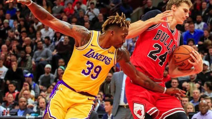 Nueve contagios nuevos aumenta a 25 cifra de jugadores de la NBA con COVID-19