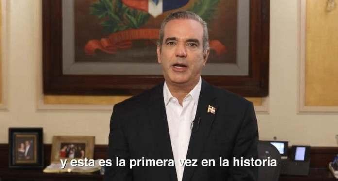Abinader resalta logros del primer mes de Gobierno; revela hacen levantamiento a pasada administración (Discurso completo)