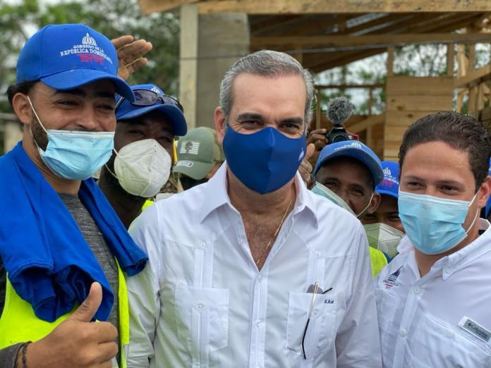 Invi realiza este domingo entrega de viviendas reconstruidas en La Vega
