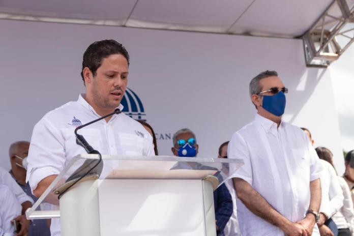 Invi reinicia trabajos de construcción del hospital municipal Villa Hermosa en La Romana