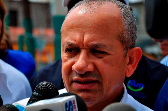 Otro apresado por Procuraduría: Exministro de Salud Freddy Hidalgo