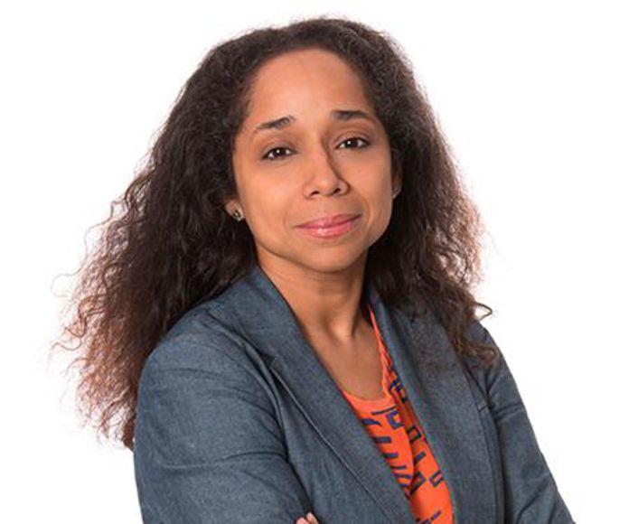 Una dominicana que brilla: Julissa Pantaleón miembro del equipo de transición de Joe Biden. FUENTE EXTERNA.