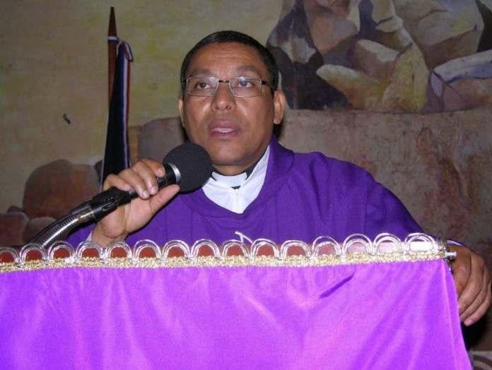 Tomas Alejo Concepción, nuevo obispo de La Vega