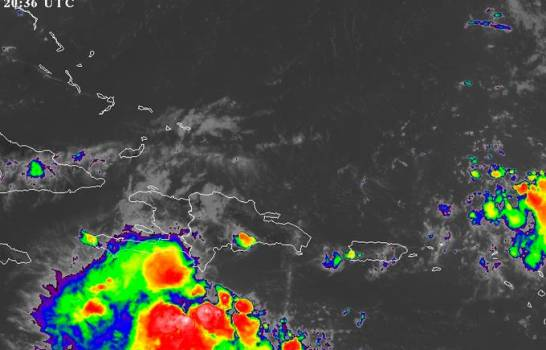 Onda Tropical con posibilidad de convertirse en ciclón