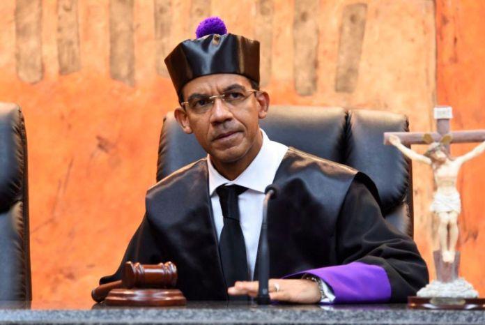 De periodista a juez: conozca magistrado Francisco Ortega, ratificado en la SCJ. FUENTE EXTERNA.