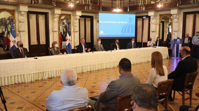 Gobierno pone en marcha el Plan para Reactivación de las Mipymes