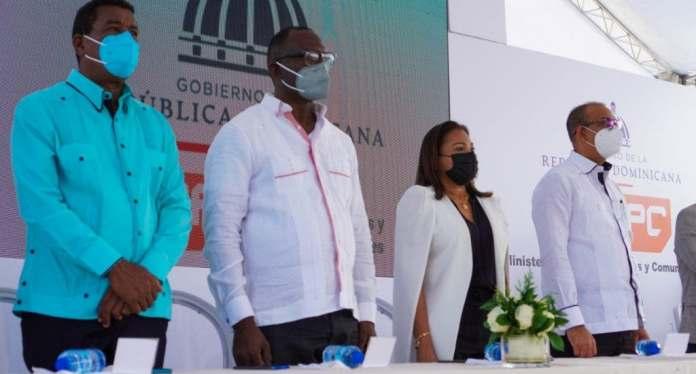Alcalde Los Alcarrizos cataloga como positivo el inicio de construcción de la circunvalación