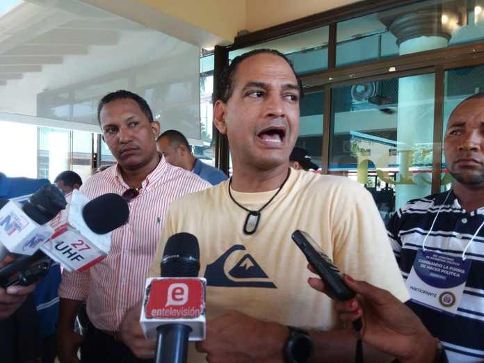 José La Luz: no hay ninguna garantía de transparencia en el proceso interno el PLD. Fuente externa.