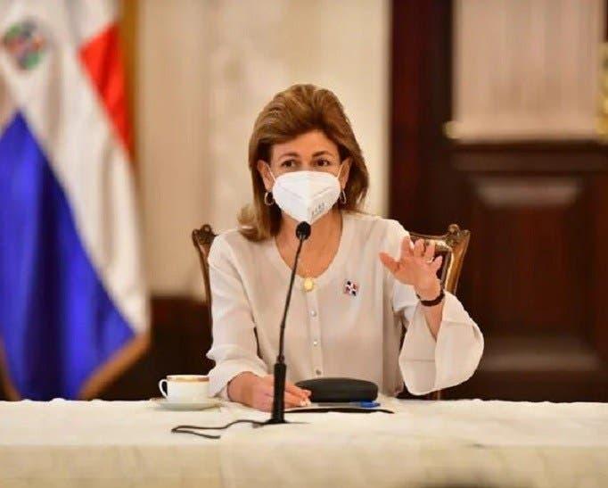 """Vicepresidenta : """"No es necesario hacer cita para recibir la segunda dosis de la vacuna"""""""