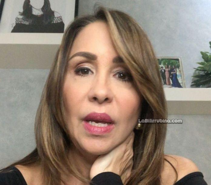 Mariasela Álvarez revela que tiene coronavirus