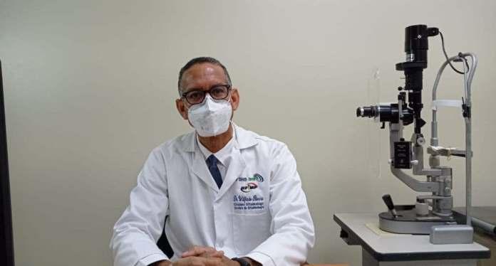 En Día Mundial del Glaucoma, especialista llama a personas mayores de 40 años realizarse chequeo