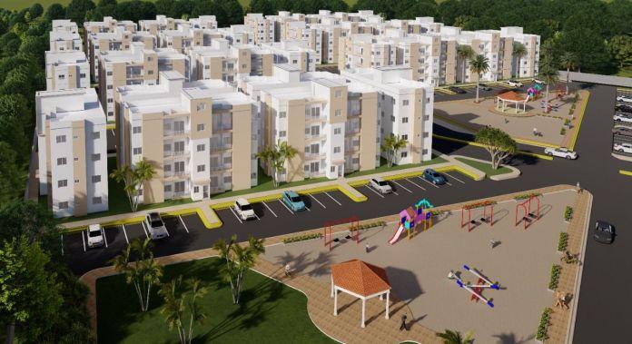 La iniciativa contempla la construcción de siete mil 544 apartamentos en su primera etapa, subsidiados en hasta un 60 por ciento de su costo total.
