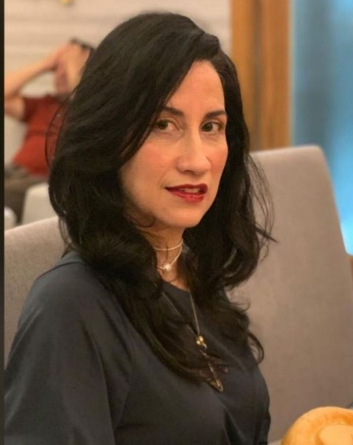 Nerissa Rancier Valdez, Condinadora del Circulo de Personas con Discapacidades por ACV.