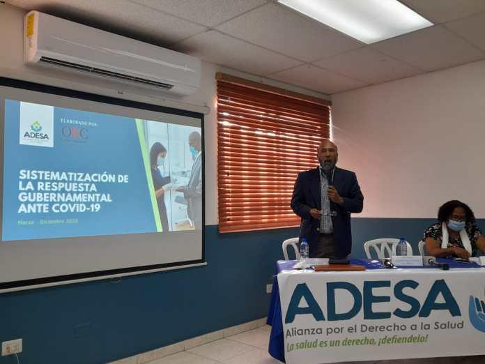 Adesa afirma que el sistema de salud falló frente al covid