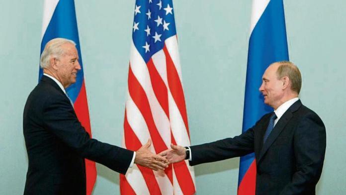 Empieza la cumbre entre Biden y Putin en Ginebra. Fuente externa.