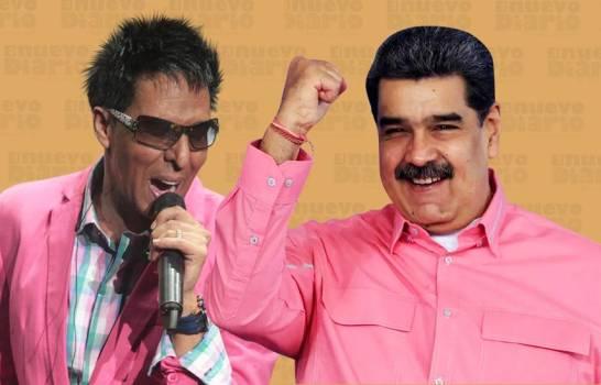 Bonny Cepeda pide perdón al pueblo venezolano; dice no cobró 60 mil dólares por cantarle a Maduro