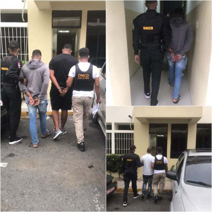 Apresan ocho empleados y exmilitares de Aeropuerto de Puerto Plata involucrados envío 309 kilos de cocaína a Bruselas