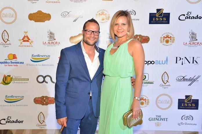 Caonabo Almonte y Karla Brugal, foto Carolina Llenas