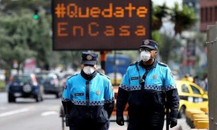 En ECUADOR SE REGISTRAN 981 casos confirmados y 18 fallecidos  por covid-19