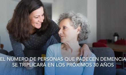 El número de personas que padecen demencia se triplicará en los próximos 30 años