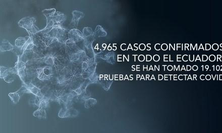 515 casos más cambiaron las estadísticas de este jueves