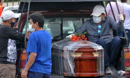Ecuador se acerca a los 5.000 fallecidos en el contexto de la Covid-19