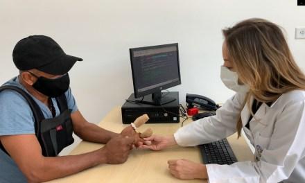 La Clínica de Mano de un hospital público ha realizado más de 4.500 procedimientos
