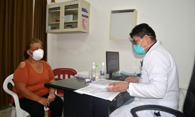 Pacientes covid-19 agradecen por su recuperación