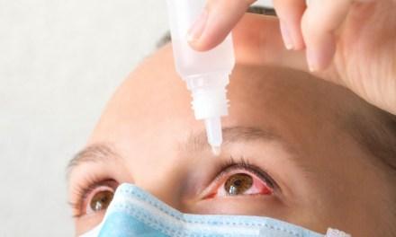 La utilización inadecuada de las mascarillas puede ocasionar ojo seco