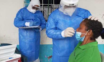 El Ministerio de Salud Pública realiza 200 pruebas de hisopado en el cantón Valencia – Los Ríos