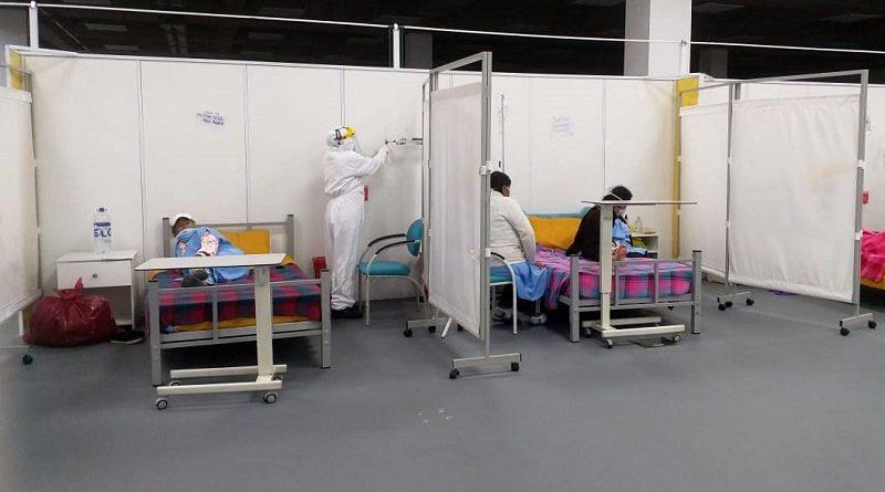 Centro de atención temporal para Covid-1 del Municipio de Quito, seguirá funcionando