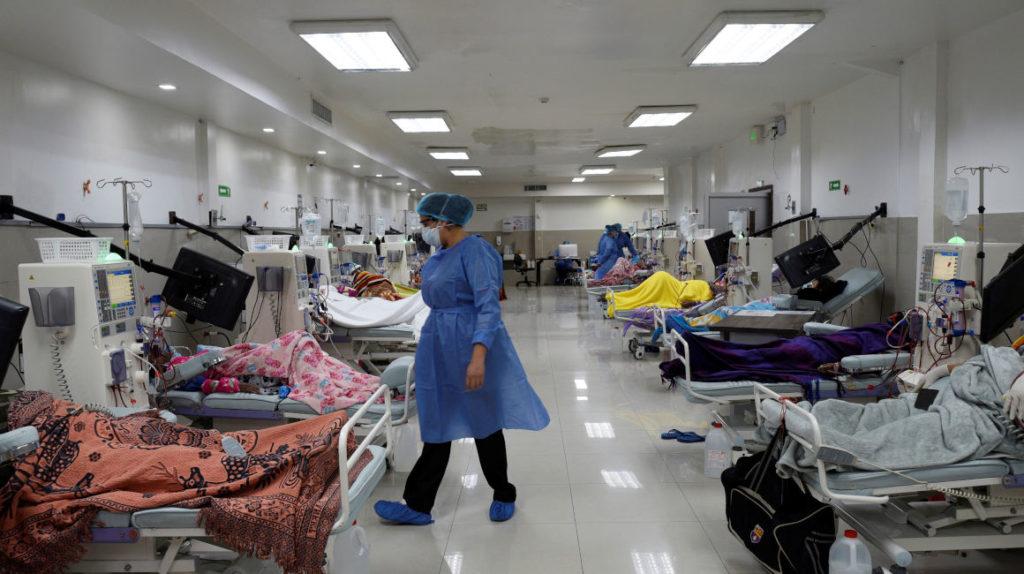 La OMS lamenta el relajamiento de gobiernos y población frente a la pandemia