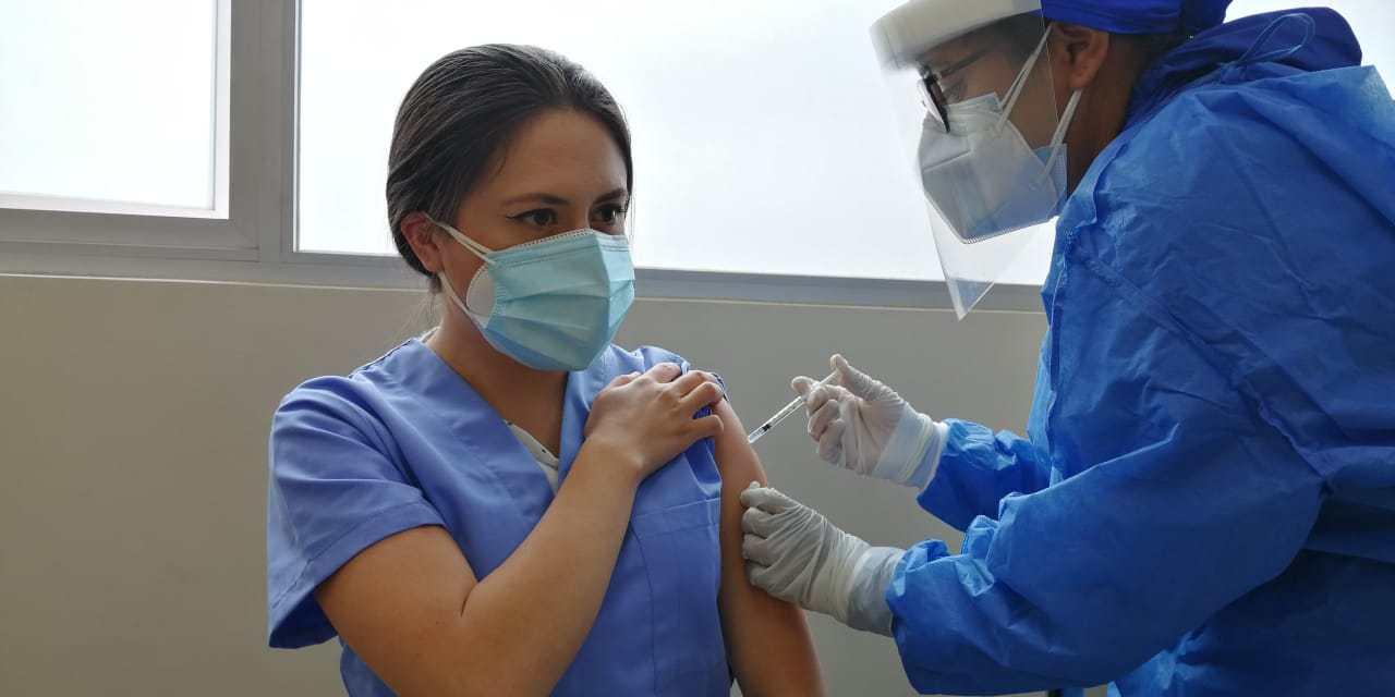 Ecuador inició la fase 1 de vacunación contra el Covid-19