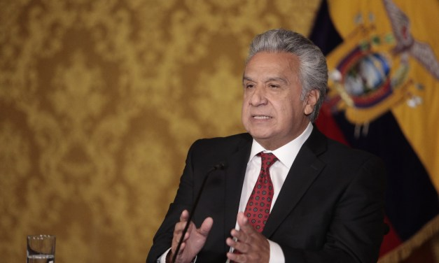 Presidente Moreno declara estado de excepción y toque de queda en 16 provincias