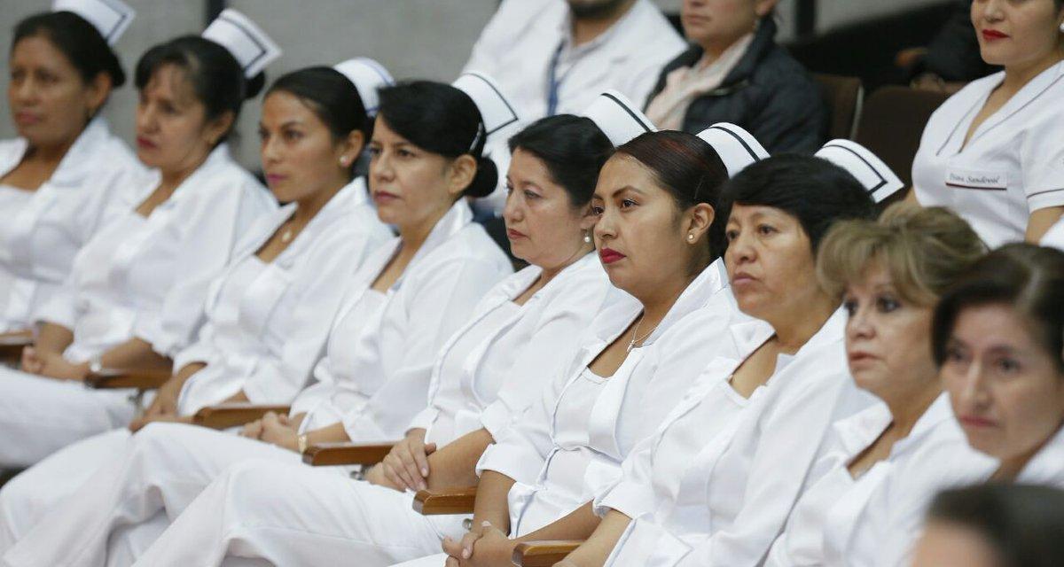 12 de mayo, día para reconocer el trabajo de los enfermeros ecuatorianos